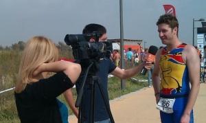 entrevista a davidbaldovi en Pinedo Triatlón