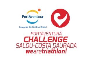 Logo PortAventura Challenge Salou